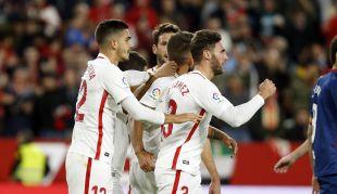 Jornada 10 Sevilla - Huesca