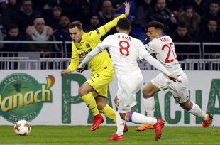 O. Lyon - Villarreal.