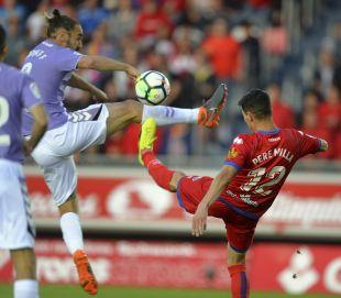Play-off ascenso 2º - Ida Numancia - Valladolid