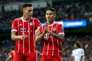 Real Madrid - FC Bayern München / EFE/Emilio Naranjo