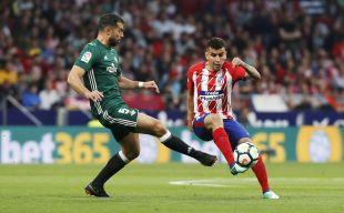 Jornada 34 Atlético - R. Betis