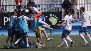 Zaragoza CFF - Athletic. PARTIDO ZARAGOZA CFF - ATHLETIC