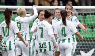 R. Betis Féminas - F. Albacete.