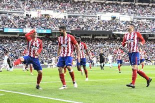 Jornada 31 R. Madrid - Atlético