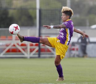 "Jornada 23 Valencia Feminas C.F. ""A"" vs U.D Granadilla Tenerife Sur ""A"