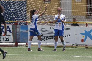 Paloma Lázaro firmó el primero del Granadilla.