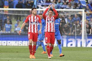 Jornada 37 Getafe - Atlético