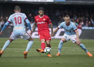 Jornada 31 Celta - Sevilla