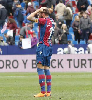 Jornada 27 Levante - Espanyol