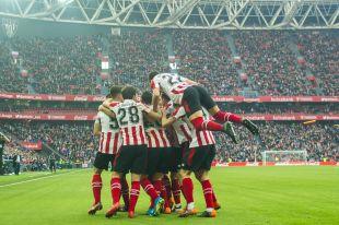 Athletic - Málaga. ATHLETIC-MALAGA
