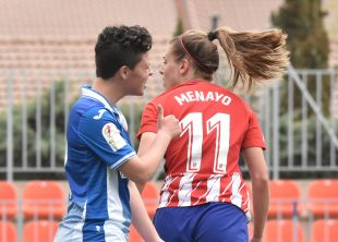 At. Madrid Femenino - Espanyol.