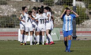 Jornada 8 Málaga CF - Madrid CFF