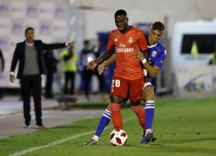 Dieciseisavos - Ida-Melilla-Real Madrid