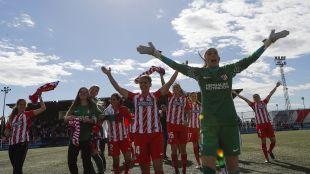 Zaragoza CFF - At. Madrid Femenino. PARTIDO ZARAGOZA CFF - AT MADRID
