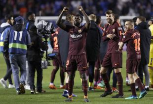 Jornada 35 Deportivo - FC Barcelona