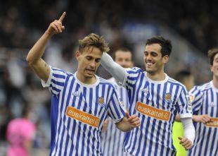 R. Sociedad - Levante. partido