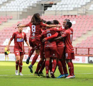 Jornada 8 EDF Logroño - Sporting Huelva
