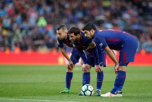 Jornada 27 FC Barcelona - Atlético