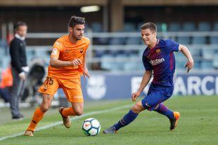 Jornada 38 FC Barcelona B - Reus