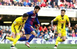 Jornada 32 FC Barcelona B - Osasuna