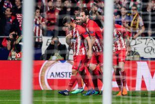 Atlético de Madrid - Sporting Clube de Portugal // EFE/ Rodrigo Jiménez
