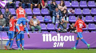 Jornada 35 Valladolid - Sporting