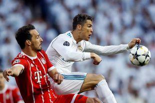 Real Madrid - FC Bayern München / EFE/ Emilio Naranjo