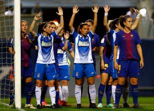 Jornada 28 R.C.D. Espanyol De Barcelona SAD vs F.C. Barcelona