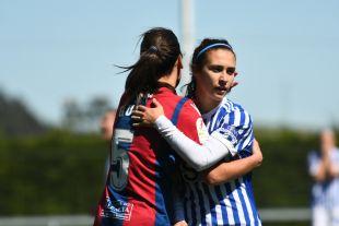 Fair-play en el Real Sociedad - Levante Femenino.