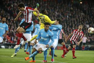 Athletic - Marsella. EFE/LUIS TEJIDO