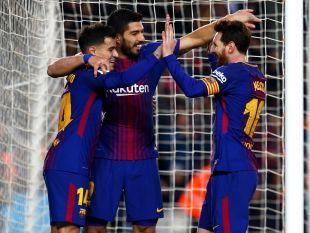 FC Barcelona - Girona.