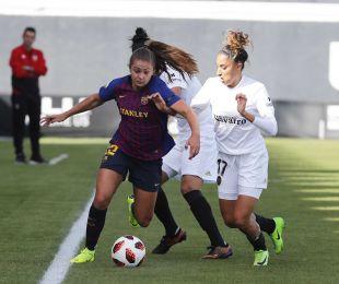 Jornada 8 VCF Femenino - FC Barcelona