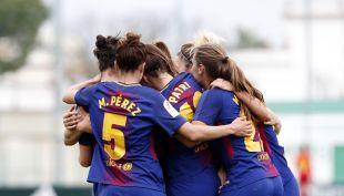 El Barcelona continúa la estela del Atlético.