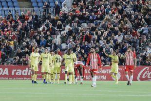 UD Almería - Villarreal CF.