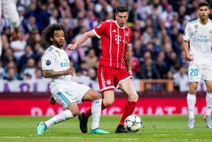 Real Madrid - FC Bayern München / EFE/Rodrigo Jiménez