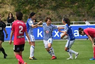 Real Sociedad - F. Albacete.