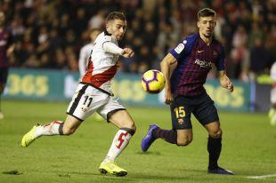 Jornada 11 Rayo - FC Barcelona