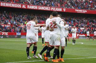 Jornada 27 Sevilla - Athletic