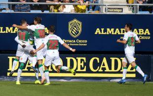 Cádiz CF - Elche C.F..