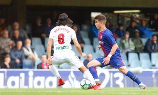 Jornada 34 FC Barcelona B - Cultural
