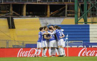 R. Sociedad - Alavés. partido