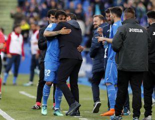 Jornada 32 Getafe - Espanyol