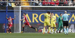 Jornada 27 Villarreal - Girona