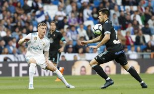 Jornada 37 R. Madrid - Celta