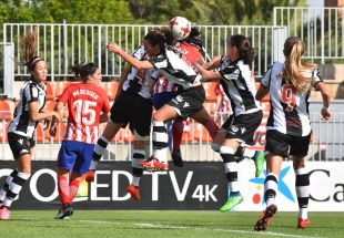 At. Madrid Femenino - Levante Femenino.