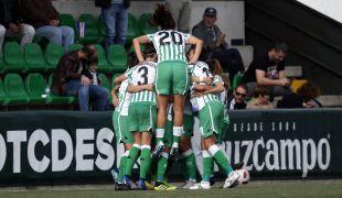 Jornada 8 R. Betis Féminas - Rayo Vallecano