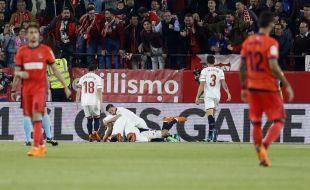Jornada 36 Sevilla - R. Sociedad