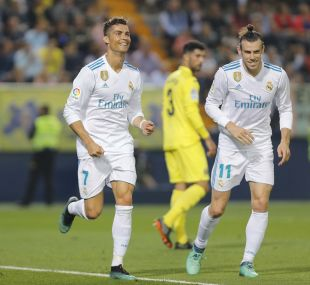 Jornada 38 Villarreal - R. Madrid