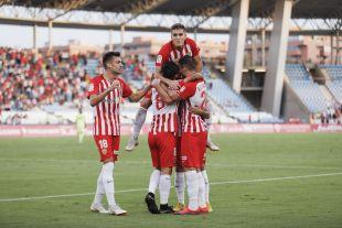 UD Almería - R. Zaragoza.