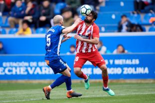 Jornada 35 Alavés - Atlético